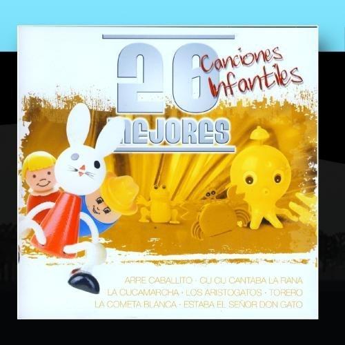 20 Mejores Canciones Infantiles Vol. 4 ( The Best 20 Childen's Songs) by Peque?s Grandes Voces de M?ica Infantil (2011-02-11? (De 4 Mica S)