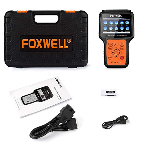 FOXWELL NT650 Automotive Code Reader Obd2 Scanner ABS/Airbag/SAS/EPB/DPF/BRT/EPS/CVT/Oil Service Reset Car Special Service Diagnostic Scan Tool by FOXWELL (Image #7)