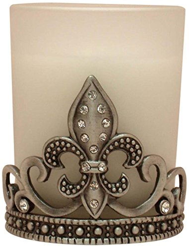 Fei Gifts Fleur de Lis Votive Candle Holder