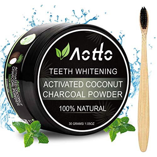 Activated Charcoal Natural Whitener Whitening product image