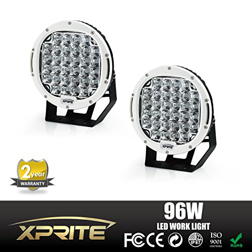 Xprite 9 inch Spotlight Bumper 2 Pack product image