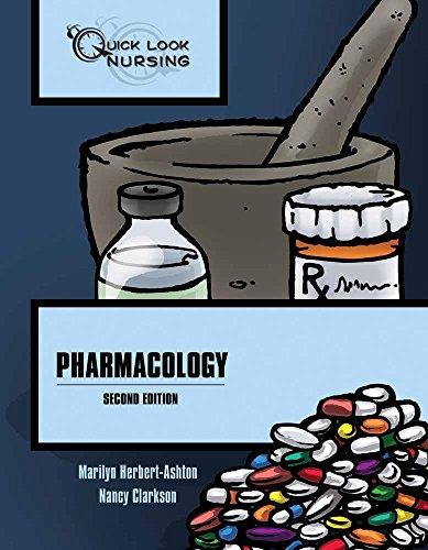 Quick Look Nursing: Pharmacology