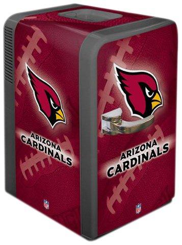 NFL Arizona Cardinals Portable Party Fridge, 15 Quarts