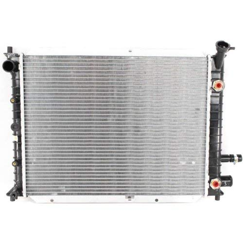 Radiator Compatible with FORD ESCORT ZX2 1998-2003 ()