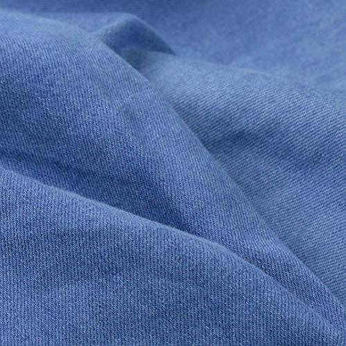 Reggiseno Destroyed Semplice Nne Strappato Blau Ssig Da Jeans Slim Taped Uomo Elasticizzati Fit R Motociclista Stile Blu Pantaloni yBARqzz