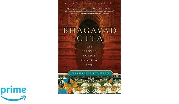 Bhagavad Gita: Amazon.es: Graham M. Schweig: Libros en ...