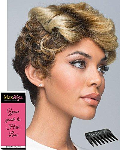 Platinum Cocoa - Vintage Wig Color HOT CHOCOLATE Revlon 4