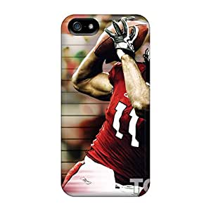Top Quality Rugged Larry Fitzgerald Case Cover For Iphone 5/5s