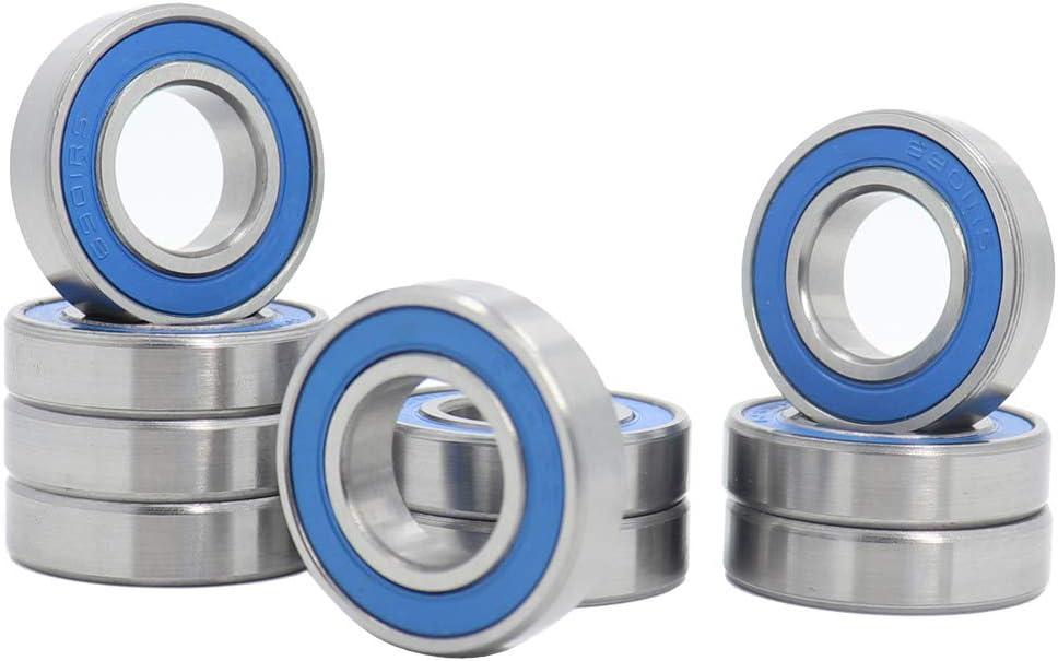 6901-2RS Bearing 12 x 24 x 6 mm Metric Bearings Quality