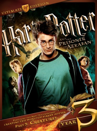 Harry Potter and the Prisoner of Azkaban (Three-Disc Ultimate Edition) by Harry Potter