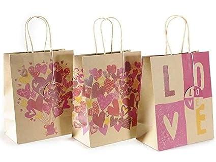 Idea sobres kraft regalo, papel, papel regalo 30, bolsos ...
