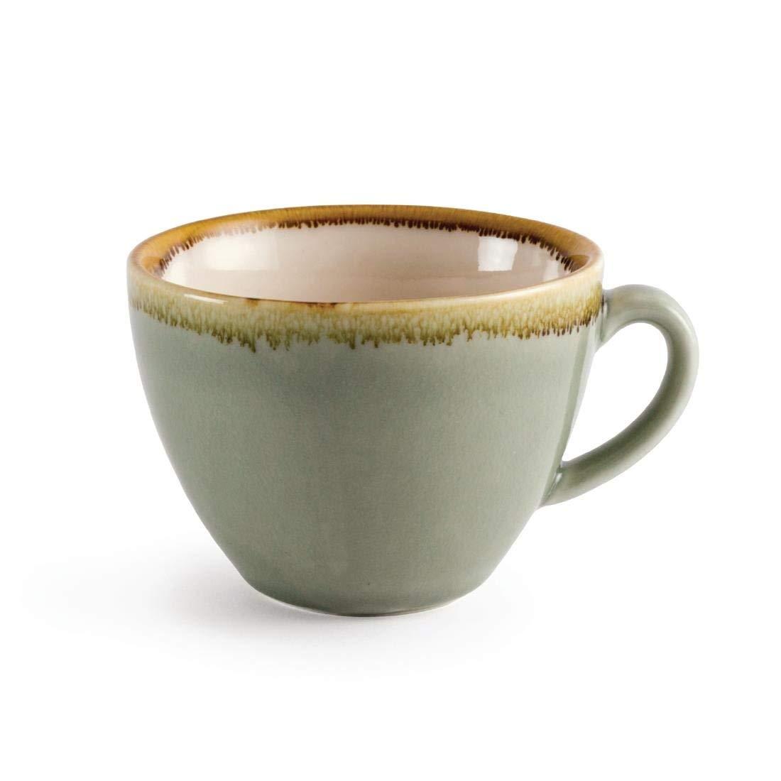Lot de 6 mousse Olympia Four gp478/Tasse /à cappuccino 230/ml