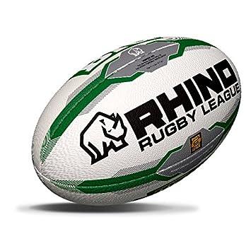 Rhino Vortex XIII - Balón de Rugby, réplica del de la Super League ...