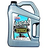 Lucas Oil 10847 Snowmobile Oil - 1 Gallon