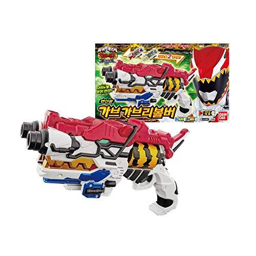 Gabu Power Rangers Kyoryuger Dino Force Brave Gaburevolver Revolver Gun