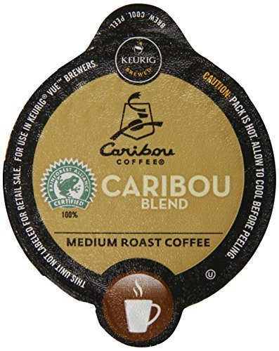 16 Ct Caribou Coffee Caribou Unite Coffee Vue Packs by Caribou Coffee