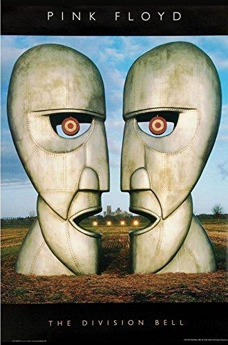Buyartforless Pink Floyd Division Bell 36x24 Music Art Print
