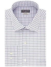 Men's Flex Collar Regular-Fit Stretch Dress Shirt...