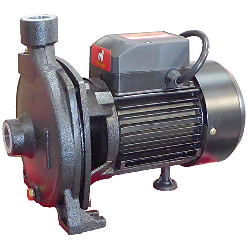 (Heavy Duty 1HP 120V Shallow Well Jet Pump High Output At 30 GPM)
