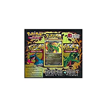 Rayquaza: Pokemon Card Game Dragons Vault Special Edition 3 ...