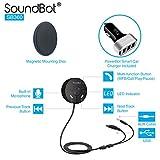 SoundBot SB360 Bluetooth 4.0 Car Kit Hands-Free