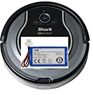 Shark Robot Lithium Ion Battery Pack RVBAT700 Replacement for RV750, RV755 RV720 RV725