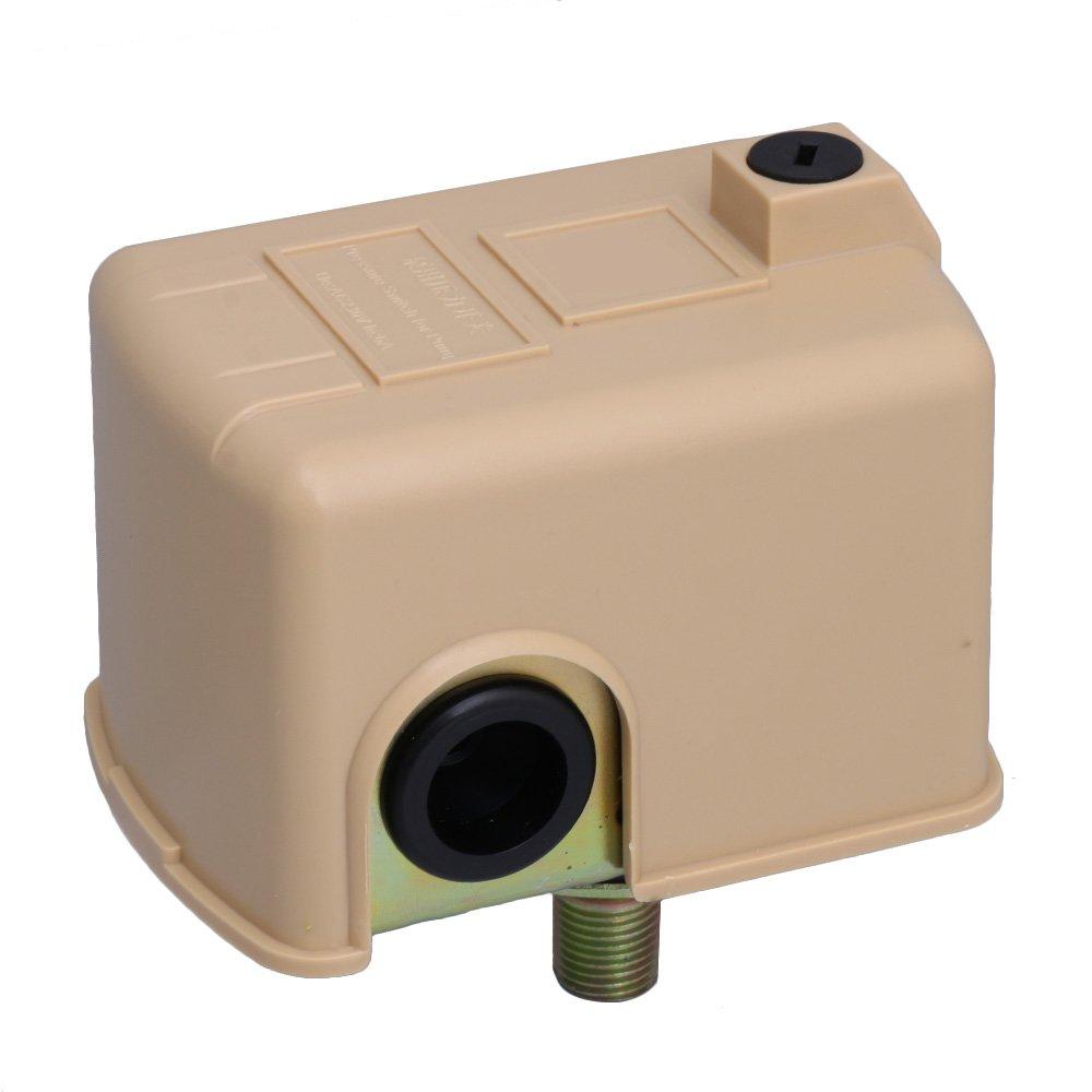 BQLZR Bomba de agua de pozo de Piezas Regulador de presi¨ n ajustable de doble polo N04571