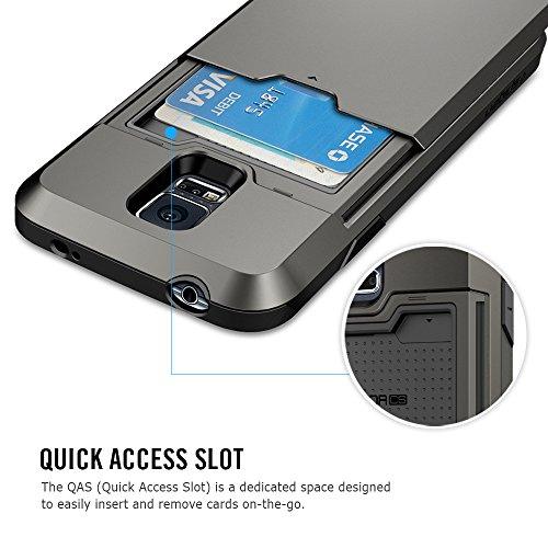 uk availability 2a63c 8b856 Spigen Slim Armor CS Galaxy S5 Case with Slim Dual Layer - Import It All