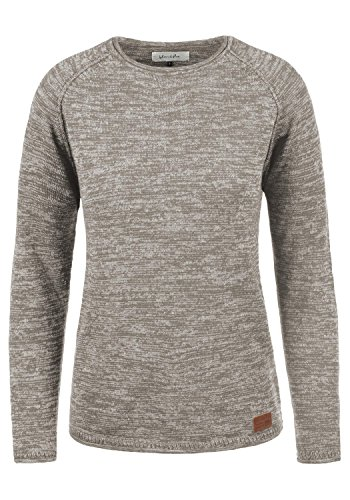 en Pull She 70815 Over Mix Daniela Pull Femme Zink Maille Rond Encolure Blend Tricot T4tqXW1nX
