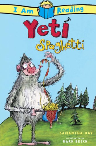 Download I Am Reading: Yeti Spaghetti pdf epub