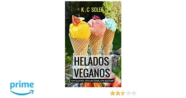 Helados Veganos Sin Gluten, Sin Azúcar, Sin Lactosa ...