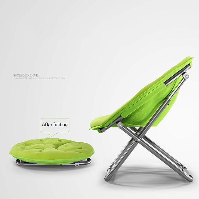 Fabulous Color Green Footstool Folding Chair Sofa Chair Moon Chair Machost Co Dining Chair Design Ideas Machostcouk