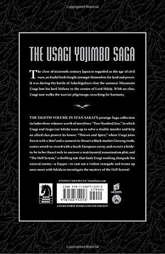 USAGI YOJIMBO SAGA LTD ED HC 08: Amazon.es: Stan Sakai ...