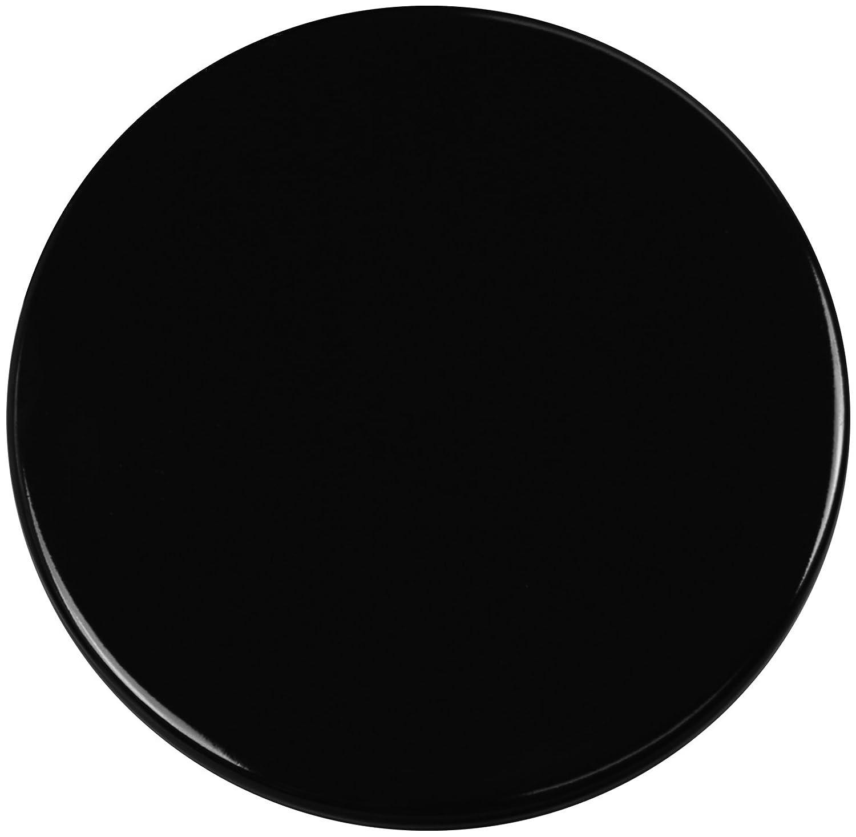 Reston Lloyd 100BM Black Enamel on Steel Electric Burner Cover Set A A,