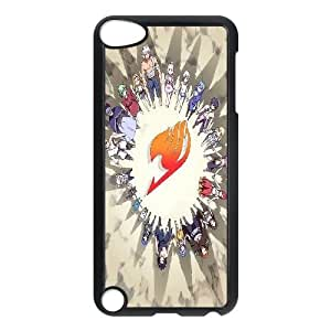 LSQDIY(R) fairy tail iPod Touch 5 Personalized Case, Customised iPod Touch 5 Case fairy tail