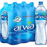 Arwa Water Bottles , 6 X 1.5L