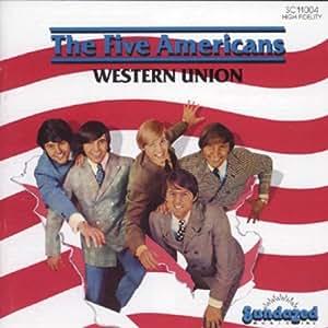 five americans western union best of music. Black Bedroom Furniture Sets. Home Design Ideas