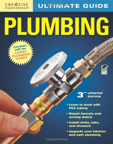 Ultimate Guide to Plumbing, 3rd edition