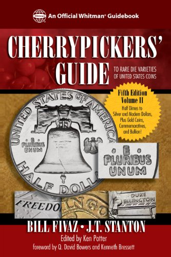 (Cherrypickers' Guide to Rare Die Varieties of United States Coins (An Official Whitman Guidebook))