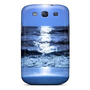 RachelMHudson BYgekQQ2319HcNFr Case Cover Skin For Galaxy S3 (night Sun)