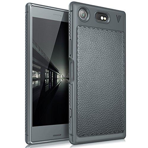 Funda Sony Xperia S3, iBetter anti-rasca la Carcasa del teléfono TPU del de la imitación ninguna Case del teléfono móvil caja del teléfono Cover para Sony Xperia S3 Smartphone,(Azul) Gris