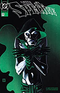 The Spectre (1992-) #9