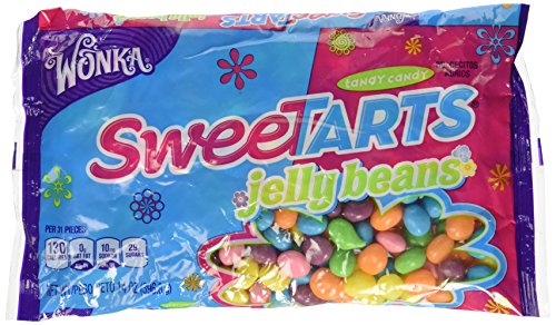 (Wonka Sweetarts Jelly Beans Easter Bag, 14-Ounce (Pack of 6))