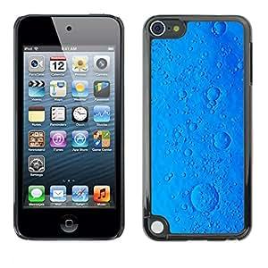 All Phone Most Case / Hard PC Metal piece Shell Slim Cover Protective Case Carcasa Funda Caso de protección para Apple iPod Touch 5 pill sci-fi ocean virus cookie blue planet