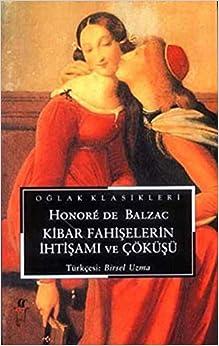 Book Kibar Fahiselerin Ihtisami ve Cokusu