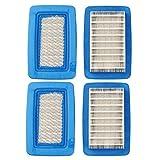 Panari Pack of 4 A226000410 Air Filter for ECHO PB760LHN PB760LNT PB770H PB770T Leaf Blower