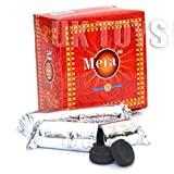 Mera Instant Light Shisha Hookah Charcoal 80 Instant Light Discs by shisha pipe
