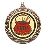 chili cookoff medals - Chili Cook Off Award Medal