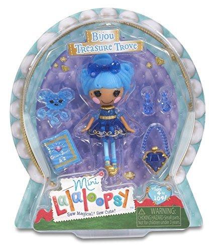 Mini Lalaloopsy Lalaloopsy Doll- Lalaloopsy Bijou B01M2DJGGJ Treasure Trove by Lalaloopsy B01M2DJGGJ, ワイシャツメーカー直販 Abiti:11a04010 --- arvoreazul.com.br