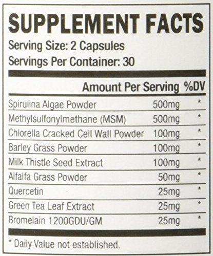 photo Wallpaper of Pride Nutrition-#1 Green Food Supplement  Premium Green 60 Pills  Helps Detox, Energy,-